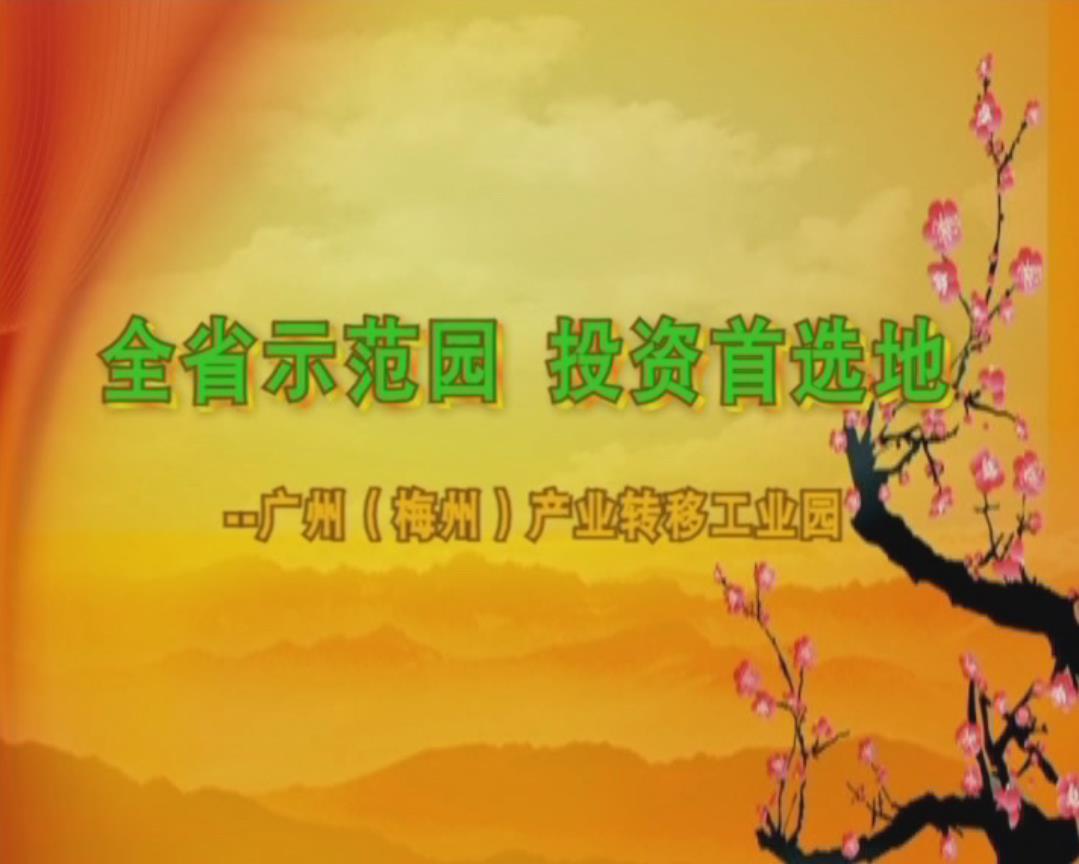 广州(梅州)产业转移园