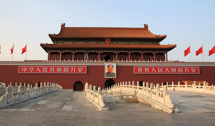 《北京之门  华夏之运》